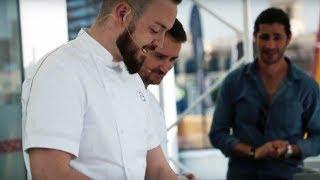 Michelin star chef in Dubai