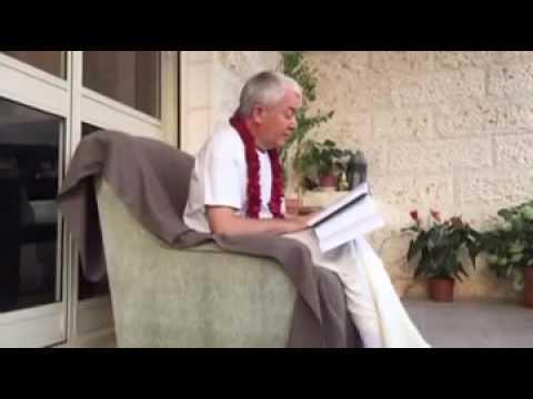 Чайтанья Чаритамрита Мадхья 19.153-155 - Чайтанья Чандра Чаран Прабху