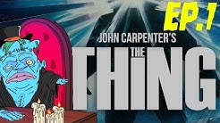 Lord S.Pooki's Horror Movie Review - The Thing (1982)