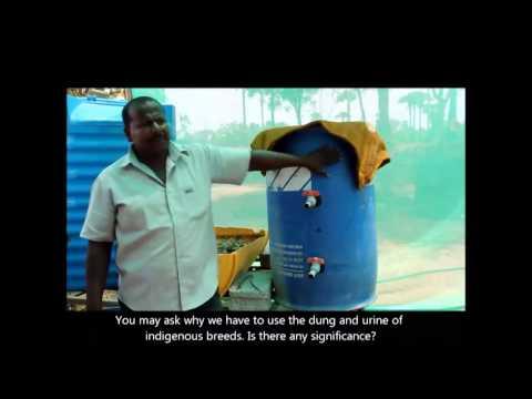 Chiragiri Organic Firm Mechanisation in managing cattle resources