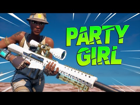 "Fortnite Montage - ""PARTY GIRL"" (StaySolidRocky)"