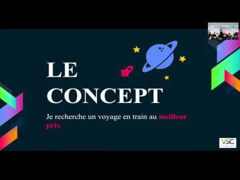 Chatbots Paris #4 - #ecommerce: Bot Messenger Voyages-SNCF