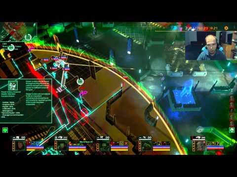 Cyberpunk Adventures in Satellite Reign! Episode 27 Causing Chaos