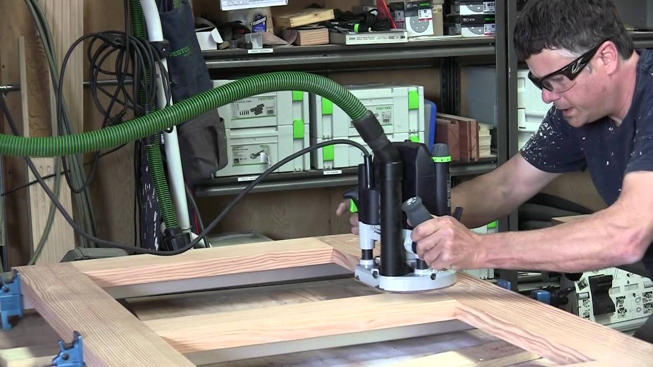 The Domino Xl Making Custom Doors Youtube