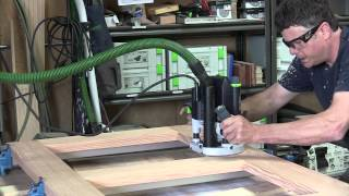 The Domino Xl: Making Custom Doors