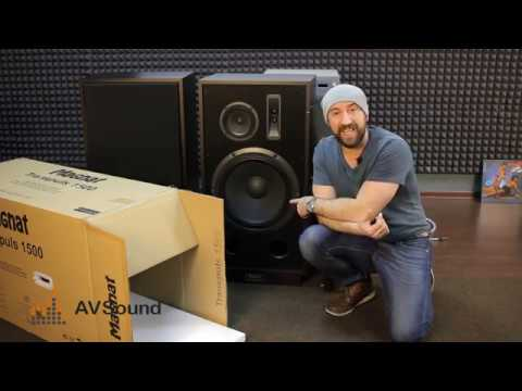 Magnat Transpuls 1500 -  Обзор акустики!