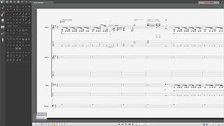 Heart ~ Barracuda ~ Guitar Pro 6 Music Score (Best viewed 1080p Theatre Mode)