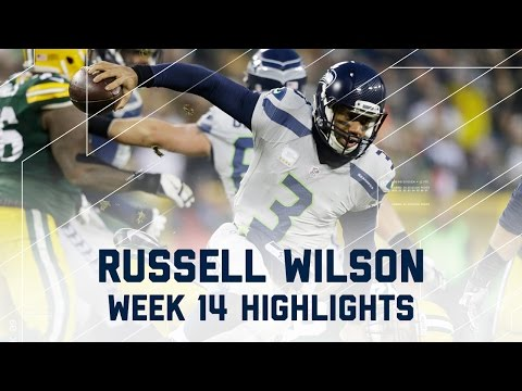 Russell Wilson Throws 5 INTs! | Seahawks vs. Packers | NFL Week 14 Player Highlights