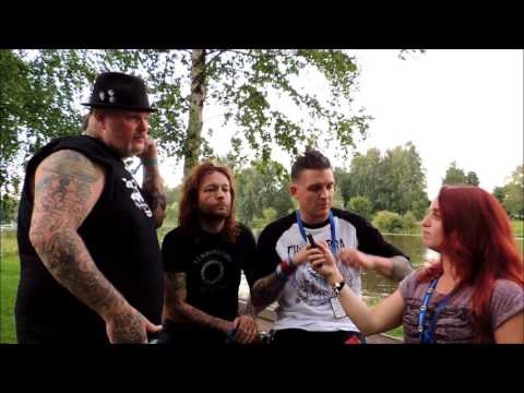Hillbilly Casino interview for The Offering Webzine