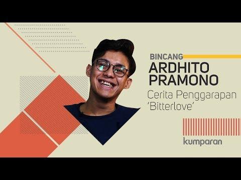 Cerita di Balik Penggarapan Lagu 'Bitterlove' Ardhito Pramono