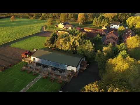 Birds Eye View of Villa Farm