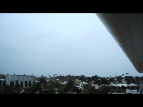 Kensington Oval Barbados Time Lapse