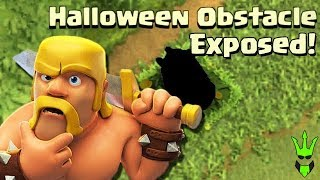 Video NEW HALLOWEEN OBSTACLE!! + LEAKED EVENT INFO?! - Clash of Clans - Halloween Update Discussion! download MP3, 3GP, MP4, WEBM, AVI, FLV April 2018