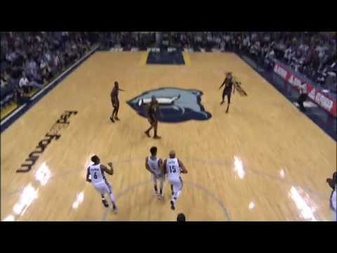 Vince Carter hits insane buzzer beater 3