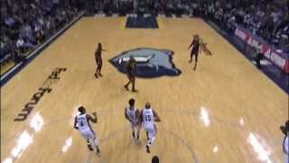 Vince Carter Beats the Buzzer From the Opposite Foul Line!