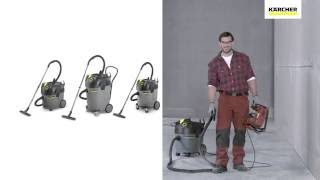 karcher professional wet and dry vacuum nt 35 1 tact