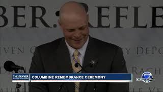 Columbine Remembrance Ceremony