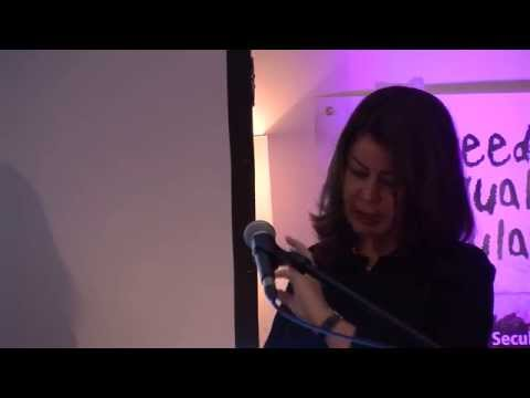 "Professor Amel Grami, ""Female Bodies in Tunisia Post Revolution"" (Secular Conference 2014)"
