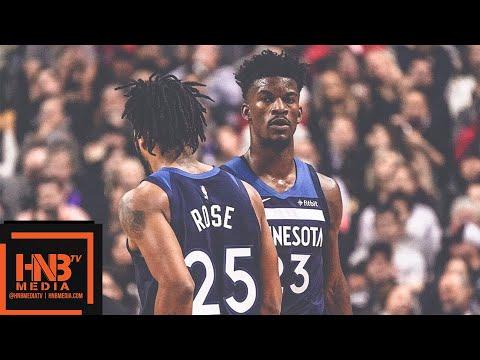 Toronto Raptors vs Minnesota Timberwolves 1st Qtr Highlights | 10.24.2018, NBA Season