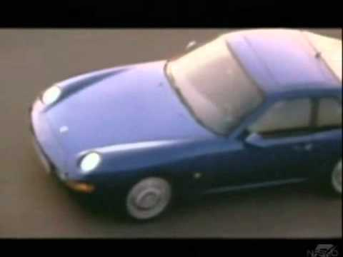 NFS Porsche 924/944/968 Chronicle Video (In French)