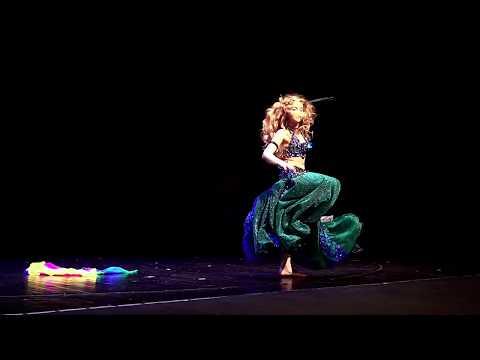 """Соболевская Александра межансе 2019, студия танца и пластики """"Elissar DanceMix"""""""