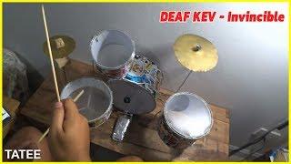 Deaf Kev Invincible - Drum Cover.mp3