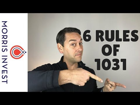 The 6 Rules of Using a 1031 Exchange