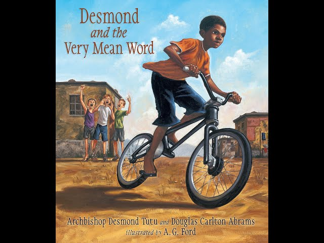 Read Aloud: Desmond and the Very Mean Word