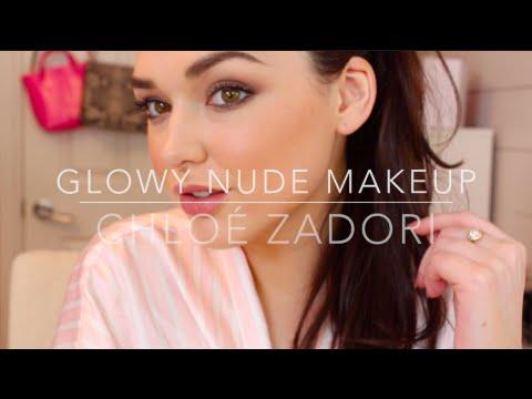 Chloe Lukasiak Makeup: Black Eyeliner, Bronze Eyeshadow
