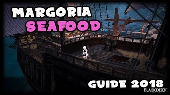 Black Desert Online - In-depth Margoria Seafood and Diving Guide