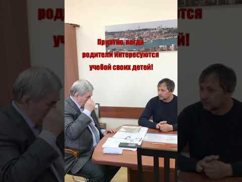 Встреча с отцом Азнаура Таваева!