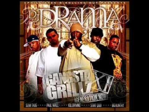 01. T.I. & DJ Drama - Intro + Freestyle Ft. Cyndi