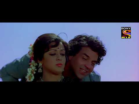 """Koi Haseena Jab Rooth Jaati Hai (HD) FULL SONG - Sholay (1975) """"Neelgiri Gaane"""""""