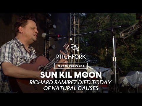 "Sun Kil Moon perform ""Richard Ramirez Died Today of Natural Causes"""