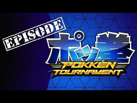 The Pokken Tournament DX Journey Episode 1 - A Brand New Start! (Online Laddering)
