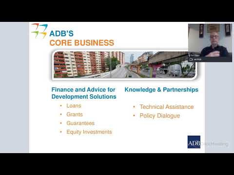 Introduction to the Careers at the Asian Development Bank