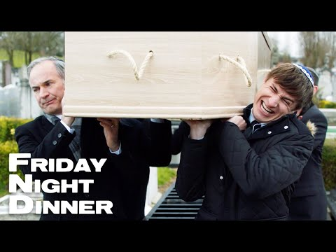 The Funeral   Friday Night Dinner