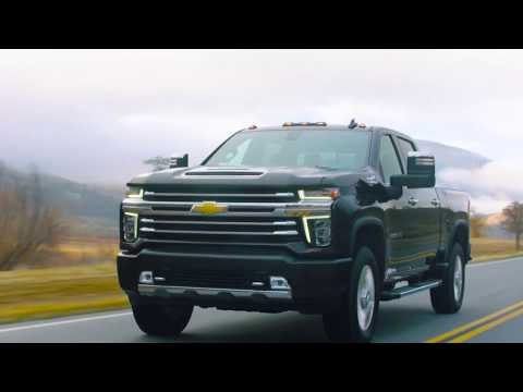 2020 Chevrolet Silverado Headlights & Tail Lights