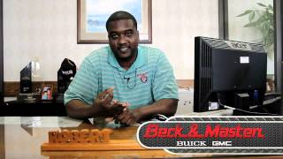 Largest Selection of Buick and GMC - Beck and Masten