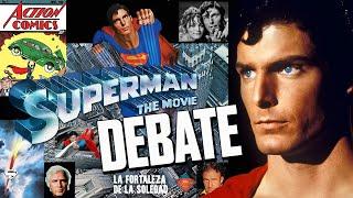 Superman 1 pelicula completa en español 1978