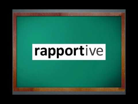how to use rapportive