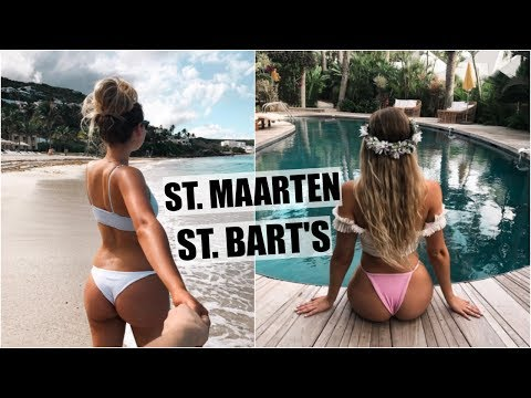 St. Maarten & St. Bart's! // May 2017