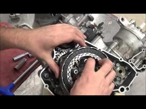 2 Stroke Engine Assembly   Clutch   11 11 14