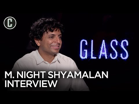 Glass: M. Night Shyamalan Interview