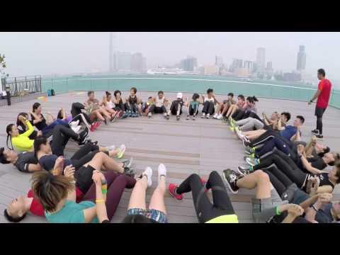 Adidas Bootcamp 2016