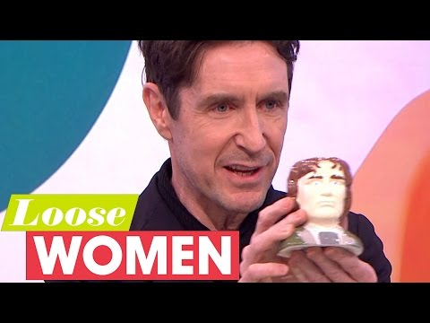 Paul McGann Says Yes to a Female Doctor Who!  Loose Women