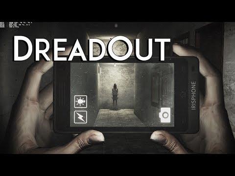 Adam Plays DreadOut - I AIN'T AFRAID OF NO GHOSTS
