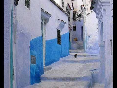 El pueblo azul de marruecos youtube for Educacion exterior marruecos