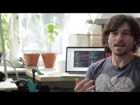 Interview with Gene Kogan on Deep Learning & Creative AI   Kadenze
