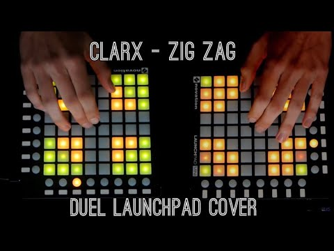 Download Clarx - Zig Zag (Dual Launchpad SoftCover)
